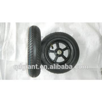 "High Quality Kids Wagon plastic Wheels 10.5""x2.5"""