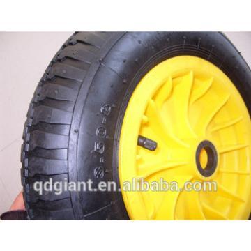 3.50-8 axle bearing tool wheel for wheelbarrow