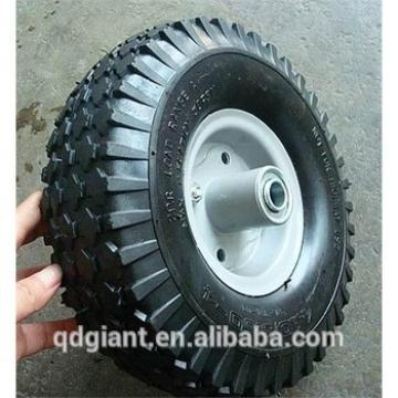 Small inflatable tires 3.50-4 for hand trolley