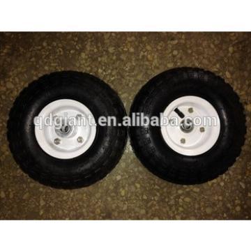 Pneumatic 10 inch wheel tire 3.50-4