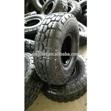 Popular 10 Inch Pneumatic Tires 3.50-4 for trolleies