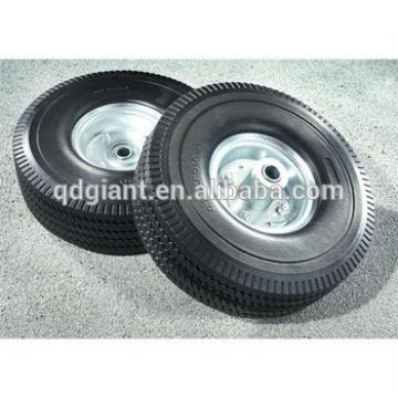 10x3.5 Inch Pneumatic Tire,Tyre and Wheel for Hand Truck