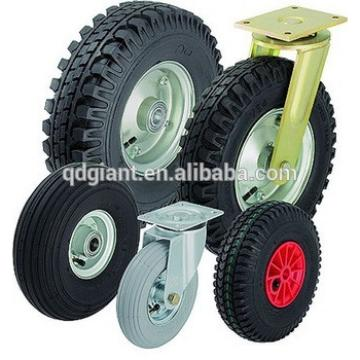 10 Inch Small Pneumatic Wheel/Tyre 4.10/3.50-4 for Trolley Lawn Mower