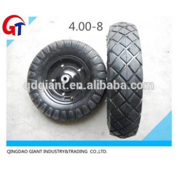 Qingdao strong pneumatic wheel for wheelbarrow