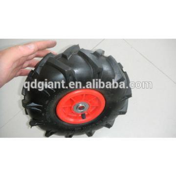 pneumatic rubber wheel 410/350-4