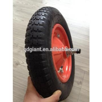 High Quality 3.00-8 Semi Pneumatic Rubber Wheel