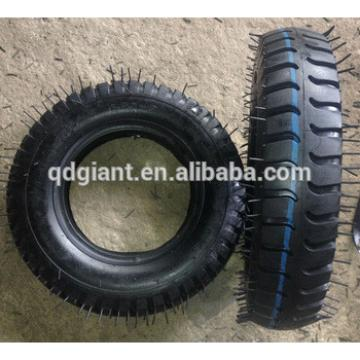 3.50-8 tire and inner tube for hand trolley