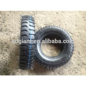 3.50-8 tire and inner tube for hand truck