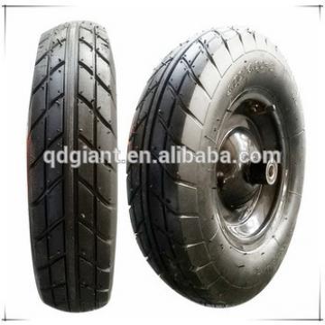 Truper pattern 4.00-8 Pneumatic Rubber wheel