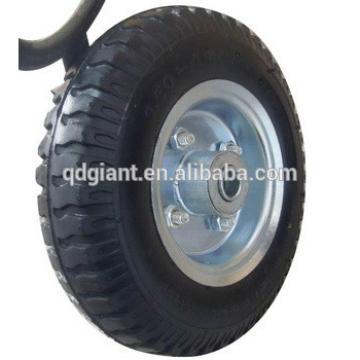 Detachable trolley wheels