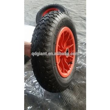 3.50-8 Pneumatic rubber wheel diamond pattern