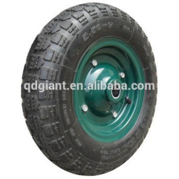 Wheelbarrow wheel 3.50-7 comb pattern