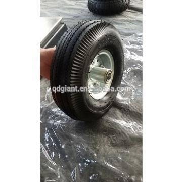 Hand trolley rubber wheel 3.50-4
