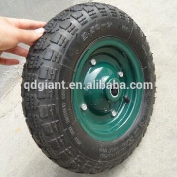 Top Manufacturer garden Wheelbarrow Rubber Wheel 3.50-7