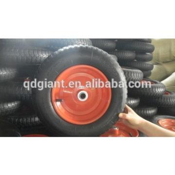 "Most popular hand trolley pneumatic tire 13""x3.25-8"