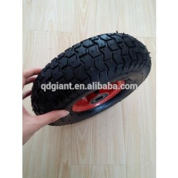 """10""""x3.50-4 pneumatic rubber tyre for hand cart"""