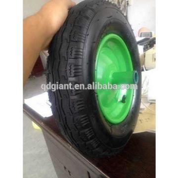 4.80/4.00-8 semi pneumatic rubber wheelbarrow wheel