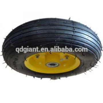 3.50-6 Air Rubber Wheel For Sale
