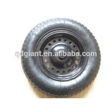 Pneumatic rubber wheel 3.25-8 for wheel barrow