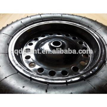 3.25-8 air rubber wheel for Brazil wheelbarrow
