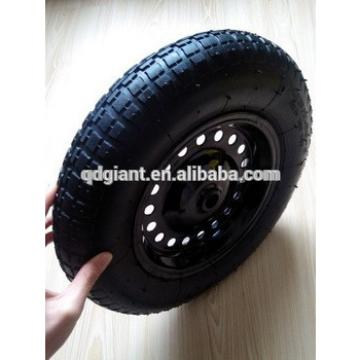 3.25/3.00-8 air rubber wheel for Brazil wheelbarrow