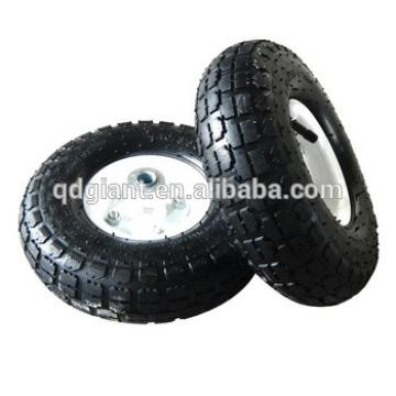 10x3.50-4 pneumatic rubber tyre for hand cart