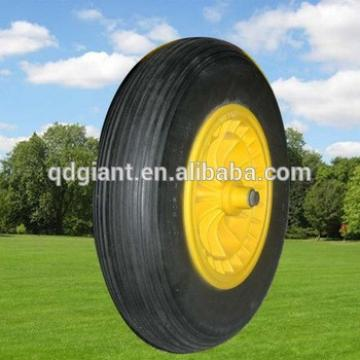 "16"" Hot sell air rubber wheel for wheelbarrow"