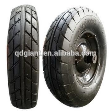 Truper wheel barrow tire with rim 4.80 / 4.00-8