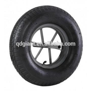Wheelbarrow replacement pneumatic wheel 16inch*4.00-8