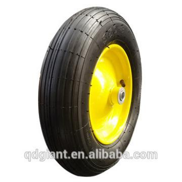 Electric wheelbarrow wheel