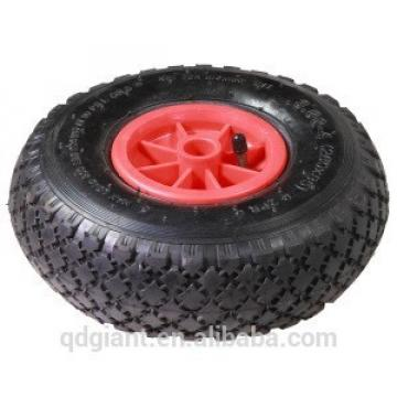 Pneumatic wheel 3.00-4 with roller bearing for hand trolley