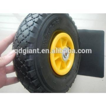 10 inch pneumatic rubber wheel PR1805