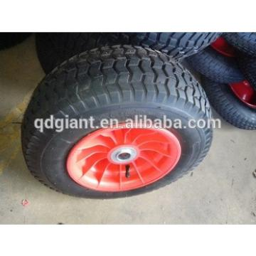 inflatable lawn mover wheel 16x6.50-8