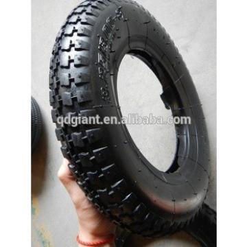 wheel barrow inflatable tire inner tube 3.25/3.00-8