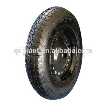 13inch pneumatic wheelbarrow wheel 3.25/3.00-8 for Brazil market