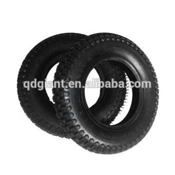 3.50-8 Brazil market wheelbarrow wheel/tyre