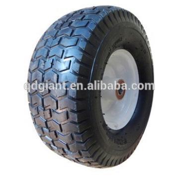 15 x 6.00-6 lawn mower pneumatic wheel