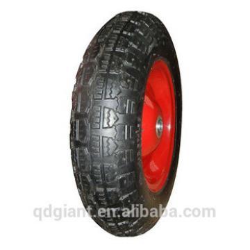 "Trimming spoke wheel 14""x3.50-8 wheelbarrow wheel"