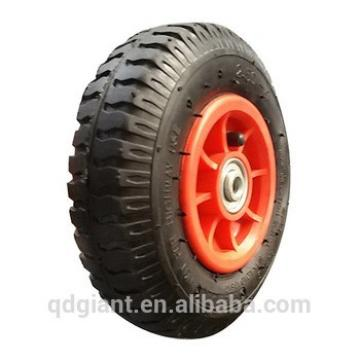 Trolley and cart pneumatic wheel 2.50-4 with plastic rim