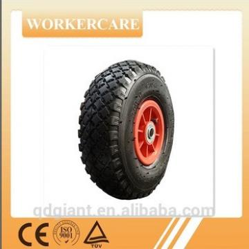 Trolley pneumatic wheel 3.00-4 with needle roller bearing