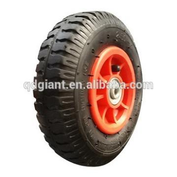 8 inch inflatable wheel for hand trolley