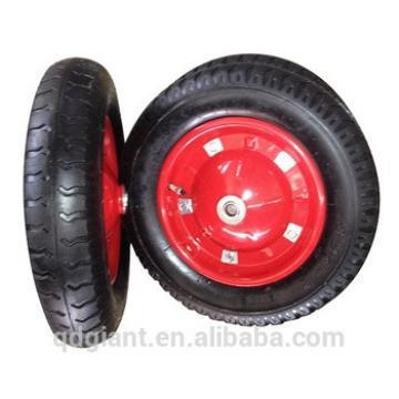Lug pattern wheel 3.25-8 for wheelbarrows