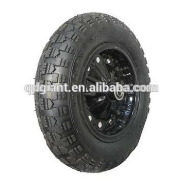 wheelbarrow penumatic rubber wheel 3.50-8