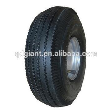 4.10/3.50-4 detachable trolley wheels
