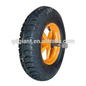 pneumatic wheelbarrow wheel 16x4