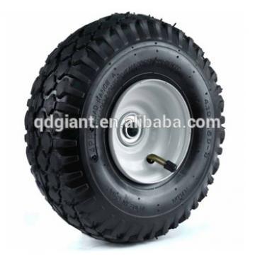 10 inch truck pneumatic wheel