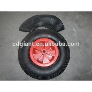 4.10/3.50-6 tyre and inner tube for wheelbarrow