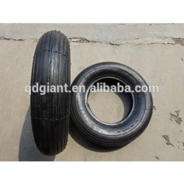 Wheel barrow pneumatic tyre and inner tube 4.80/4.00-8