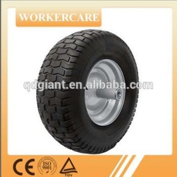 16''x6.50-8 lawnmower rubber wheel