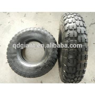 hand trolley inflatable tyre 4.00-6